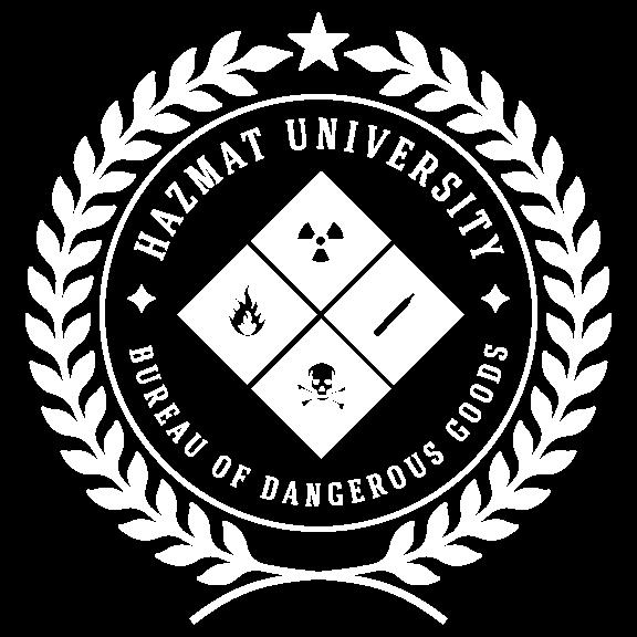 Hazmat University Logo