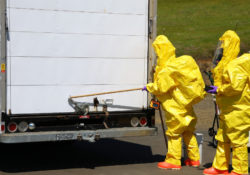 reporting hazardous materials incidents