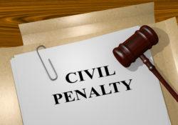 Civil Penalties Amendments