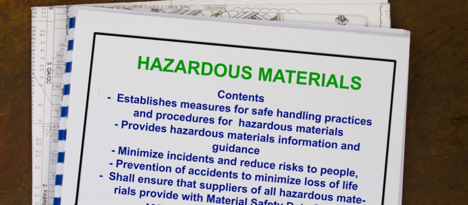 Current Dangerous Goods Regulations