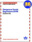 IATA Dangerous Good Regulations